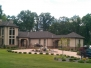 Landscaping with Pondless Waterfall in Spotsylvania, Virginia