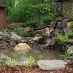 Koi Ponds, Water Features, Water Fall, Fredericksburg, Virginia