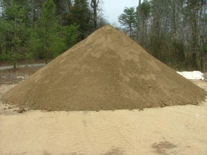 Bulk Screened Topsoil Fredericksburg Virginia
