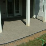 Brick Paver Pation and Walkway in Fredericksburg, VA
